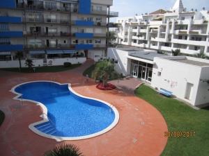Ref. H / 125 - Vente appartement dans residence privee avec jardin et piscine a Santa Margarita