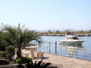 Vend appartement Santa Margarita avec vues sur canal et mer