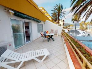 206 - Apartament davant del mar amb vista panoràmica